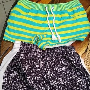 Danskin Now/ Roxy shorts 10/12 Large